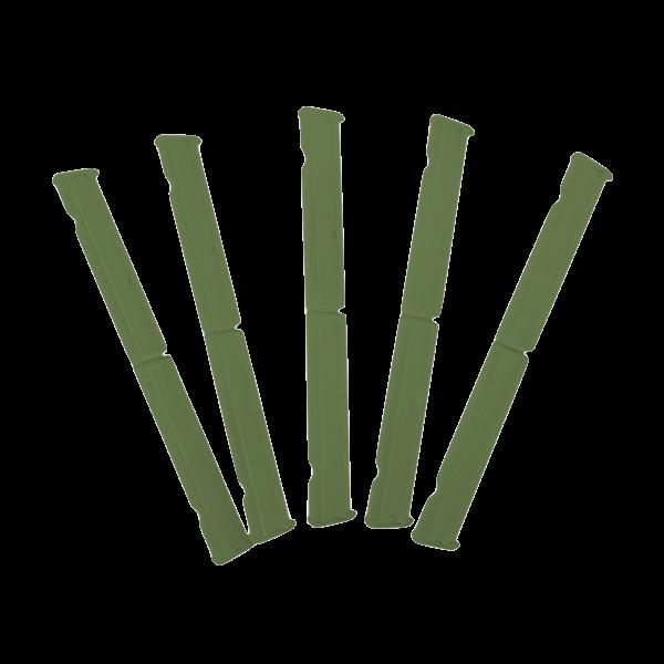 SHAVETTE Klingenhalter grün - für amerikanische Klingen